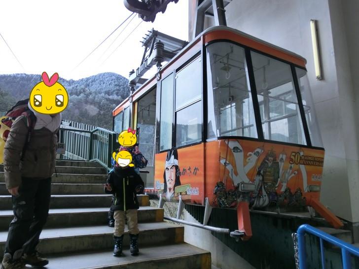 金剛山ロープウェイ 千早駅