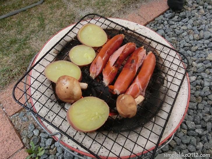 七輪炭火焼肉