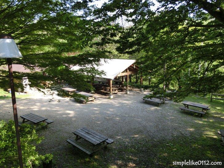 ちはや園地金剛山キャンプ場