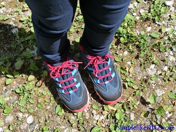 子供用登山靴