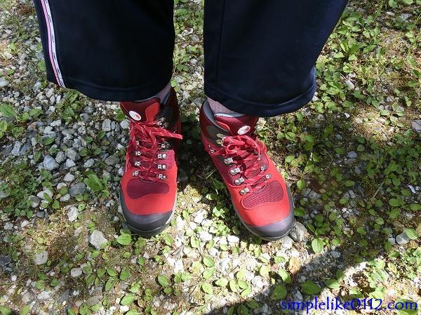 大人用登山靴