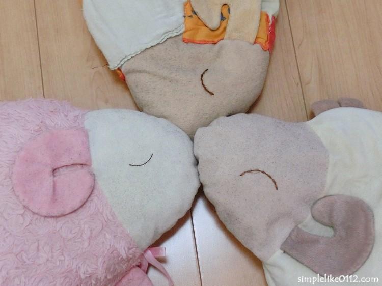 ほんやら堂の安眠おやすみ羊抱き枕