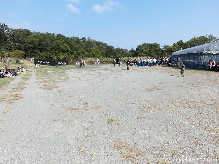 上ノ太子観光みかん園頂上広場