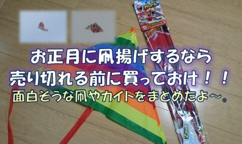 凧・カイトまとめアイキャッチ画像