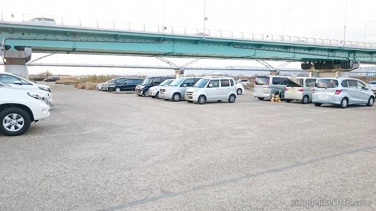 凧揚げ・淀川河川公園