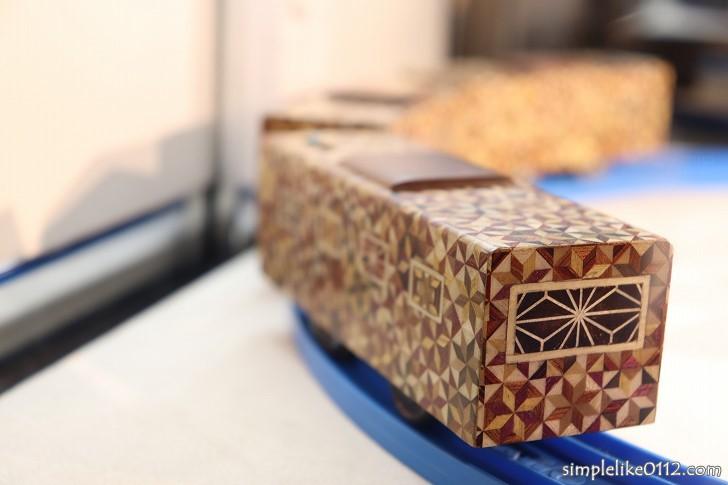 プラレール伝統工芸
