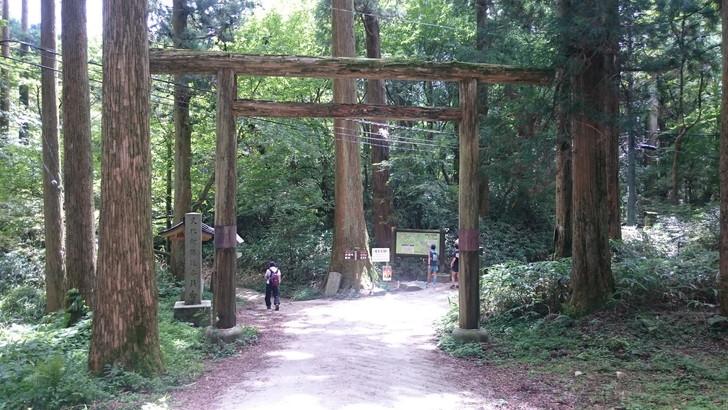 金剛山葛木神社
