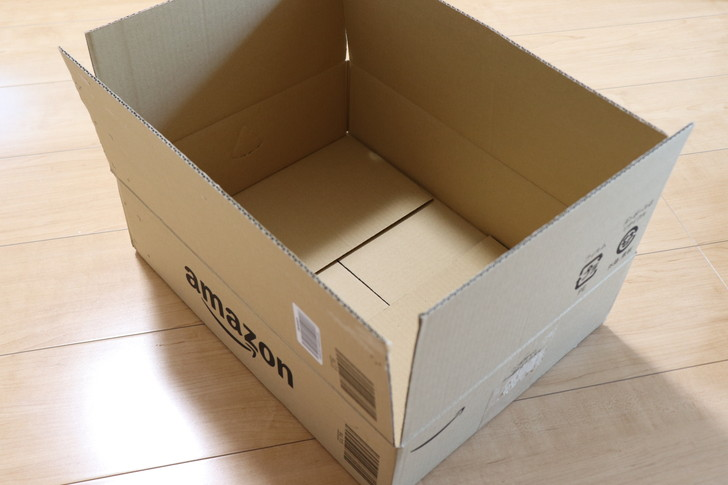 Amazonで返品・返却する