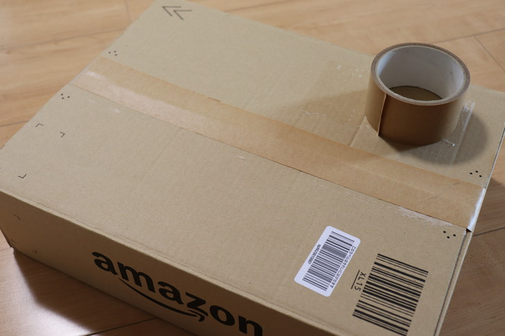 Amazon返品・返却の包装・梱包方法