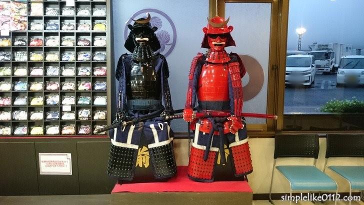 名神高速道路養老SA(上り)