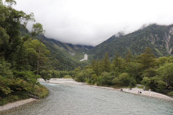 「上高地」日本初の山岳リゾートを散策