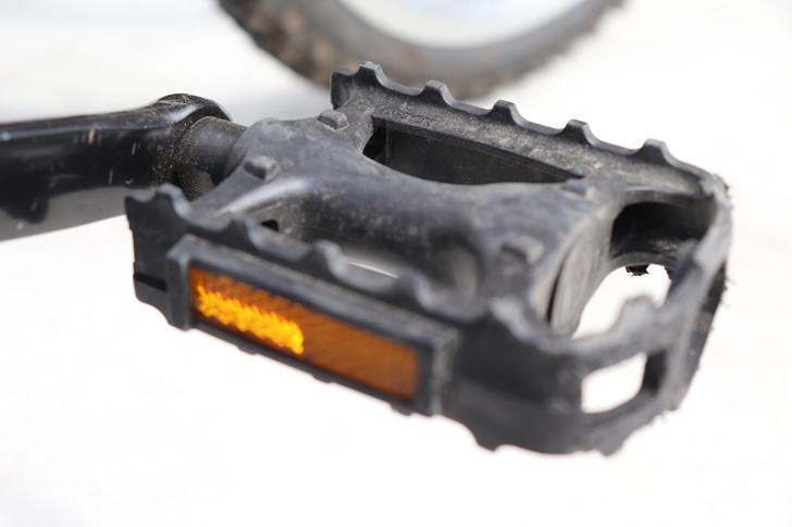子供の安全を考えた自転車の反射板