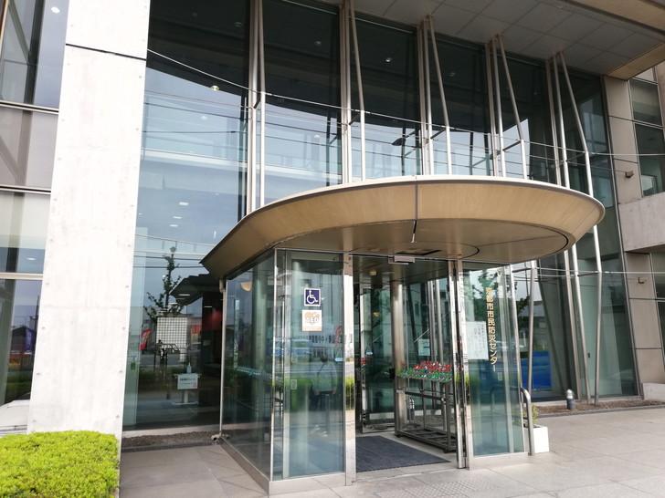 京都市市民防災センターの開館日と開館時間は?