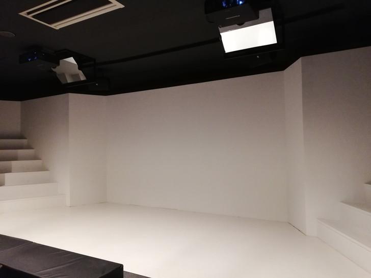 京都市市民防災センターの4Dシアター迫りくる地下街の恐怖