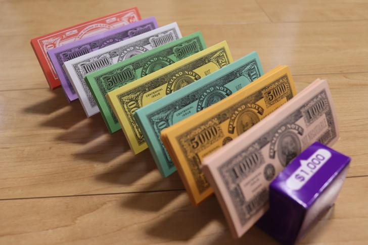 人生ゲームで子供にお金の勉強を!!