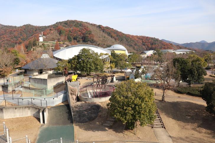 「あすたむらんど徳島」は施設面積が大きい