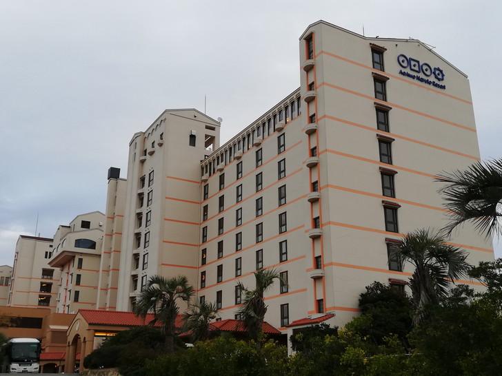 徳島県リゾートホテル「アオアヲナルトリゾート」