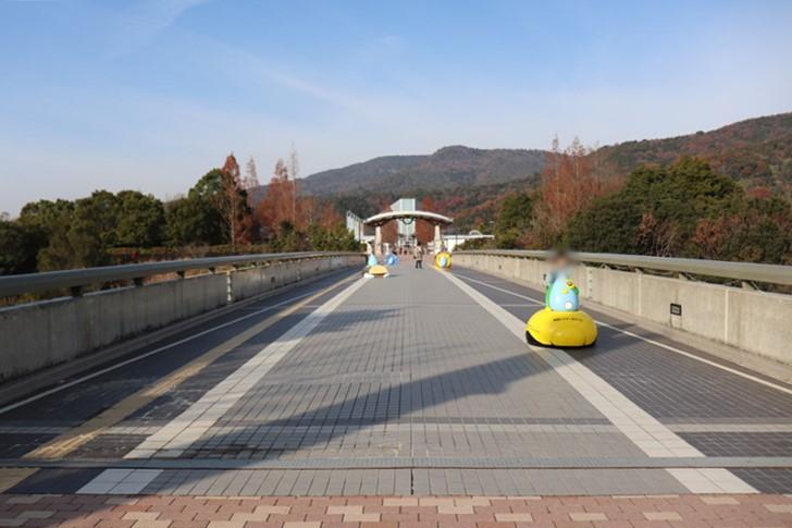 あすたむらんど徳島の明日多夢橋