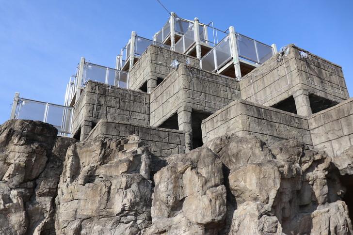 あすたむらんど徳島のわんぱく砦
