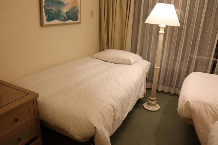 アオアヲナルトリゾートのスーペリアツインに4人で泊まる