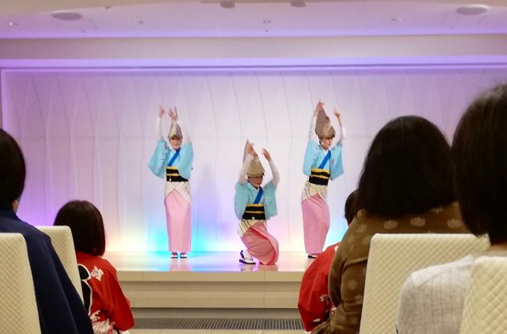 アオアヲナルトリゾートで阿波踊りを体験!?
