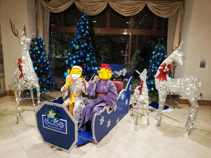 アオアヲナルトリゾートのクリスマス