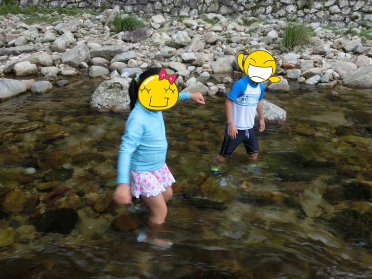川遊びを安全にするアイテム
