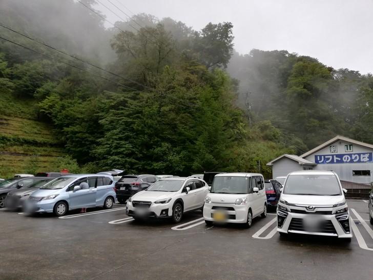 車で大阪から四国剣山まで「見ノ越第1駐車場ってどんなとこ?」