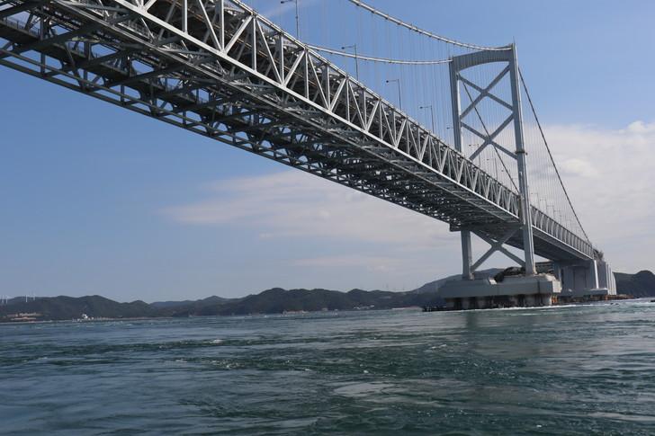 【鳴門渦潮観光】徳島側は「大型観潮船わんだーなると」がおすすめ!!