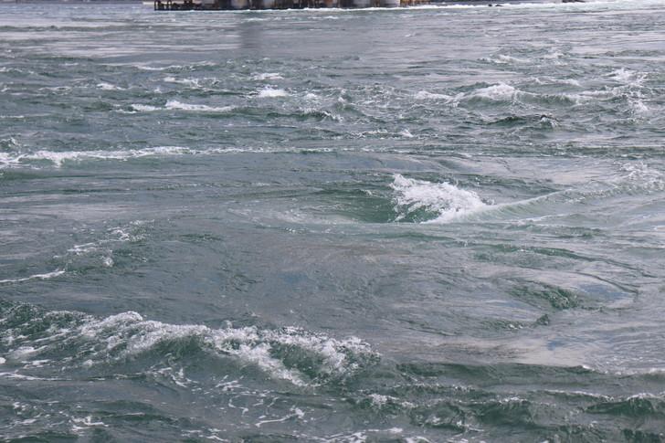 鳴門の渦潮2つ目発見