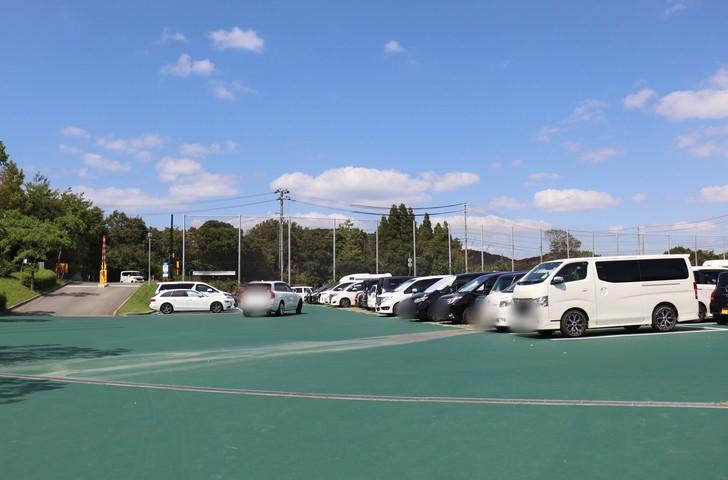 NARUTO&BORUTO忍里に1番近い駐車場