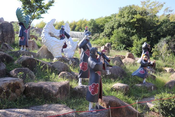 NARUTO&BORUTO忍里の地の巻の第1ミッション「暁の砦」