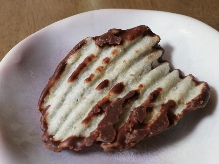 ロイズのポテトチップチョコレート【マイルドビター】を食べたよ!!