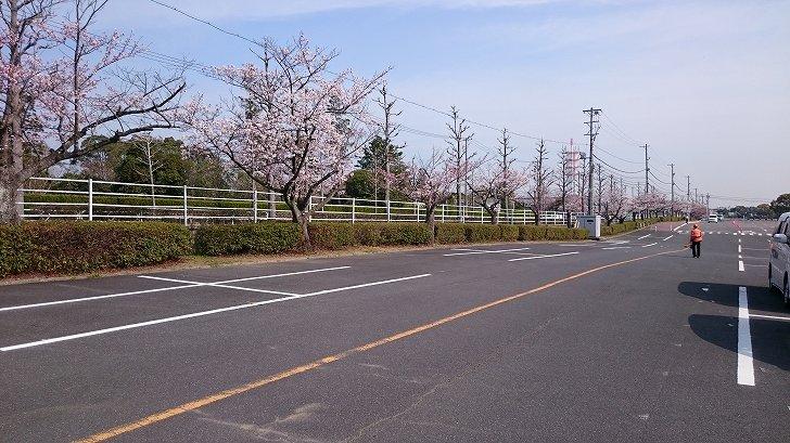 交通手段:大阪から三重「鈴鹿サーキット」まで車で行くよ