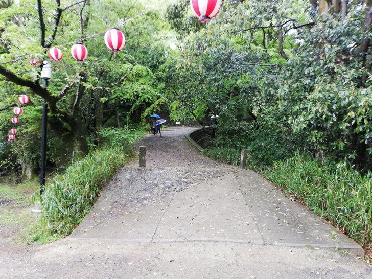 伊賀上野城と高石垣を目指して出発!!