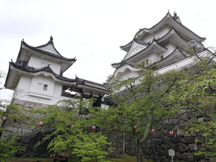 日本100名城の1つ伊賀上野城も観光しよう!!