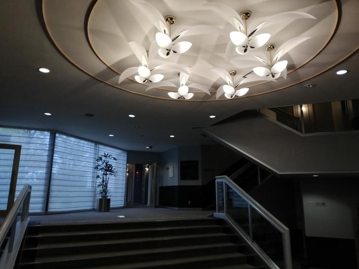鈴鹿サーキットホテル『North館』のエントランス