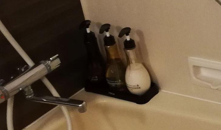 鈴鹿サーキットホテルのシャンプーとリンス